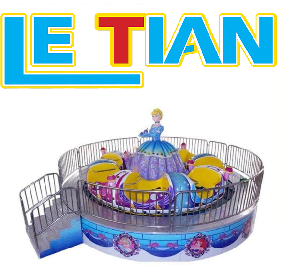 Amusement park carousel princess merry go round LT-8023