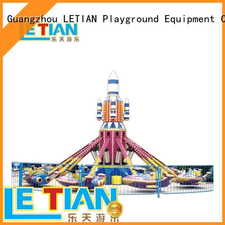 LETIAN samba amusement equipment playground
