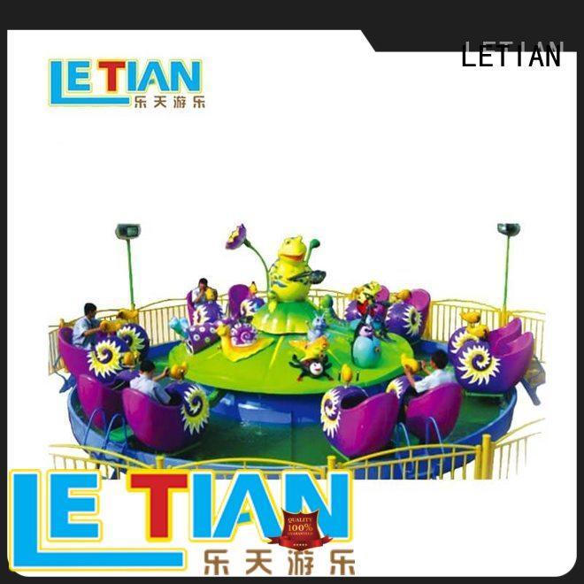 LETIAN interesting kids playground equipment facility amusement park