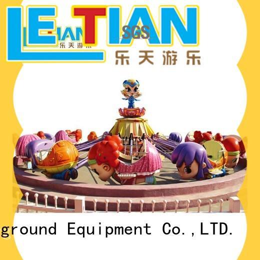 LETIAN sweet amusement park rides for sale life squares
