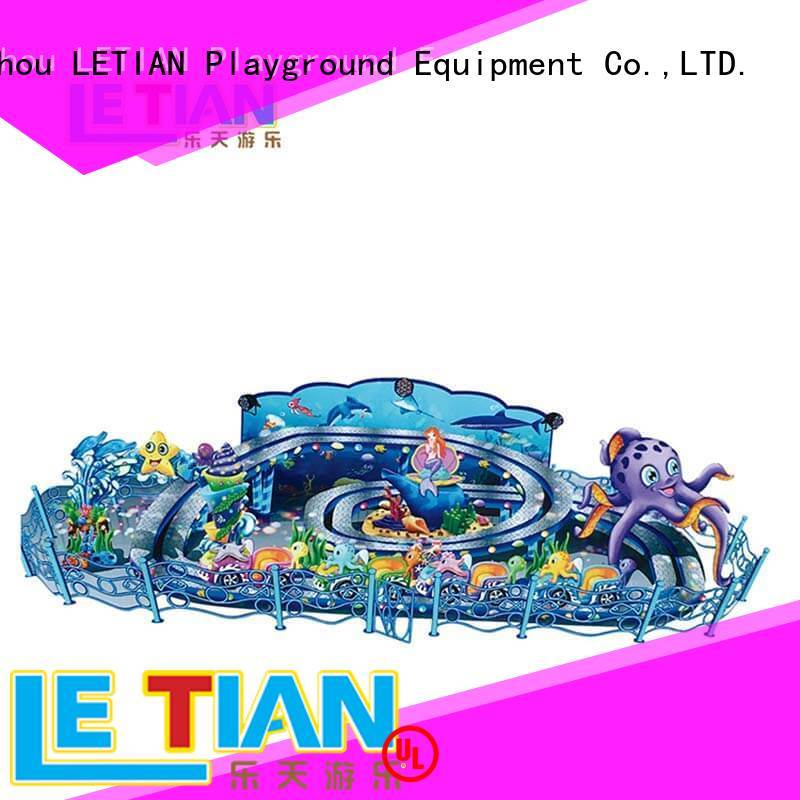 carnival mad tea party ride lt7045a playground LETIAN