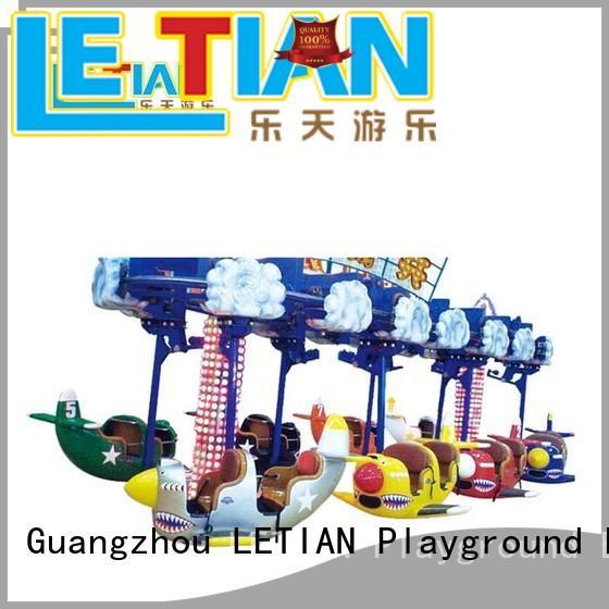 LETIAN theme best amusement parks supply playground