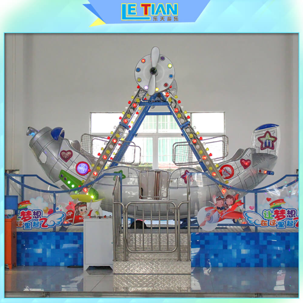 LETIAN stimulation fun amusement parks for children theme park