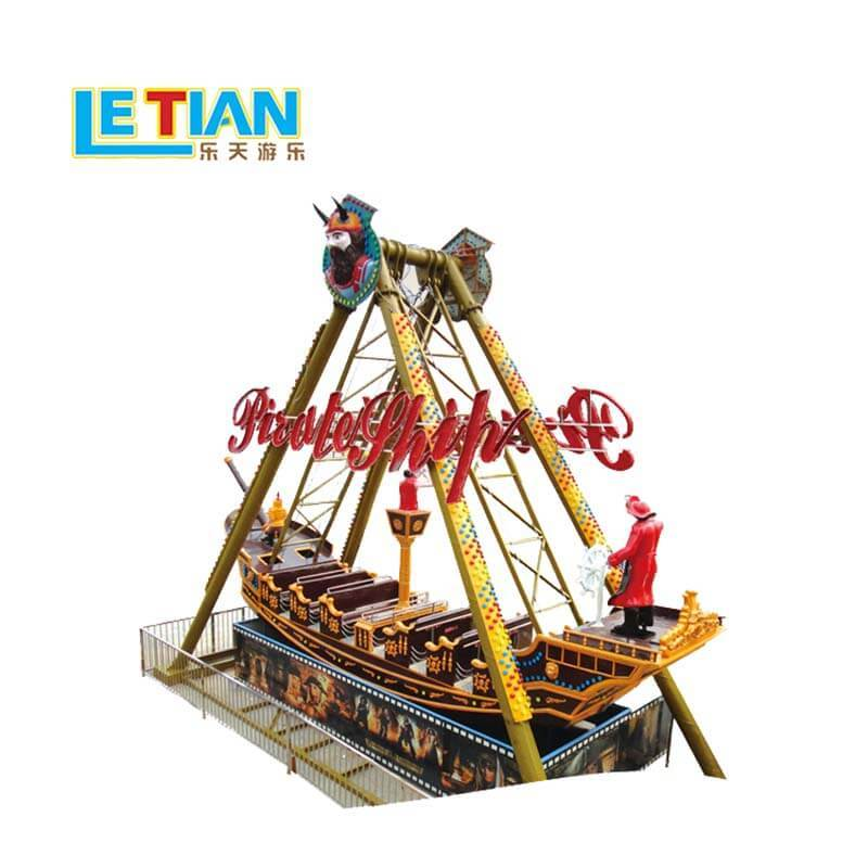 24 seats pirate ship large theme park rides lt-7059a