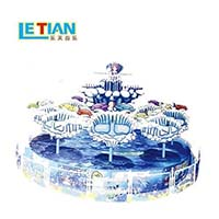 LETIAN 16 outdoor playground equipment factory playground-2