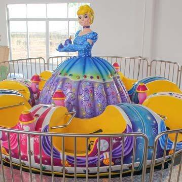 Princess merry go round kids tagada equipment ride LT-7065A