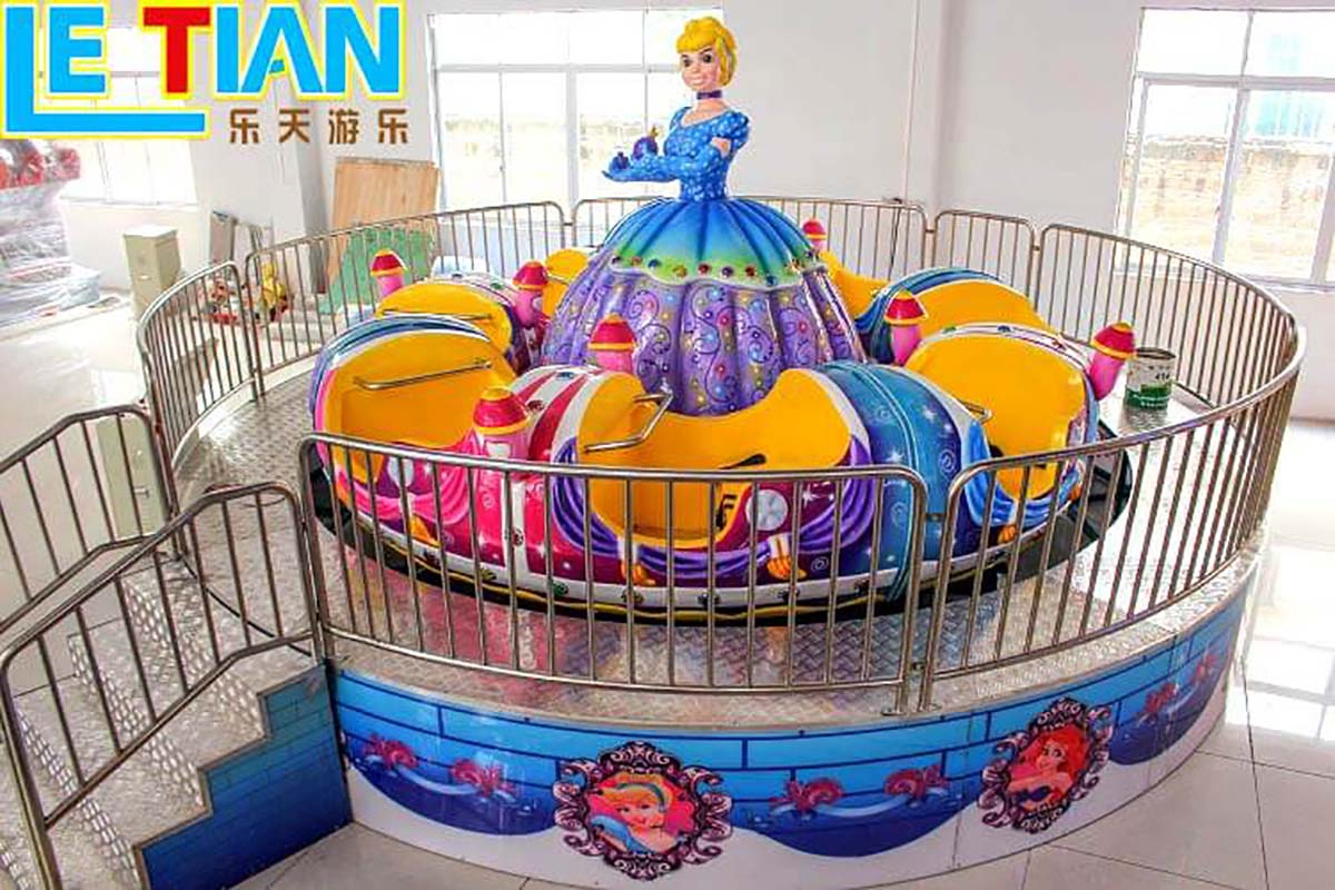 LETIAN theme outdoor playground equipment wholesale theme park-3