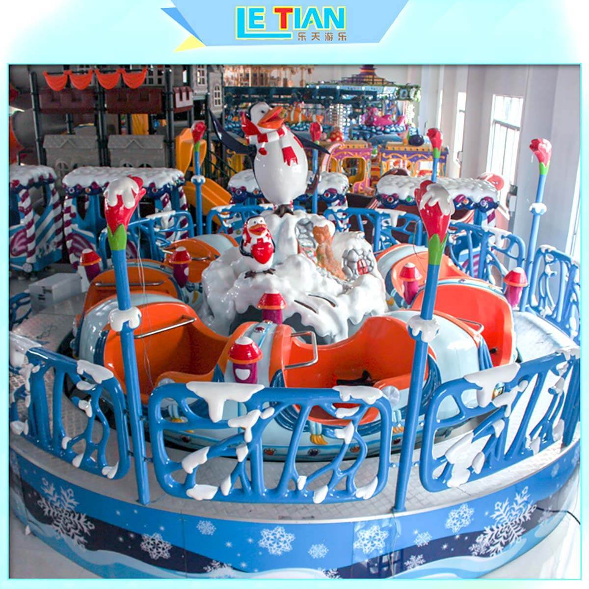 electric ride cup go facility playground-2