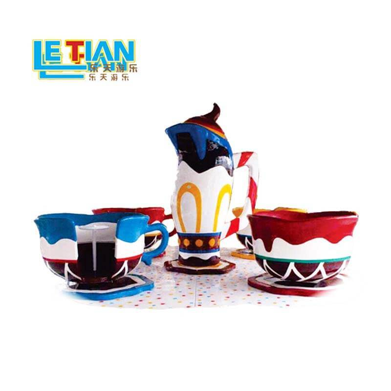 16 seats rotating coffee cup tagada kids amusement equipment LT-7065C