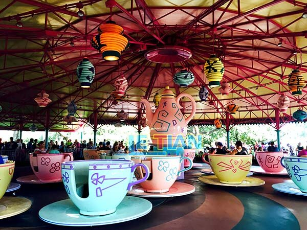 LETIAN electric types of amusement park rides facility entertainment-1