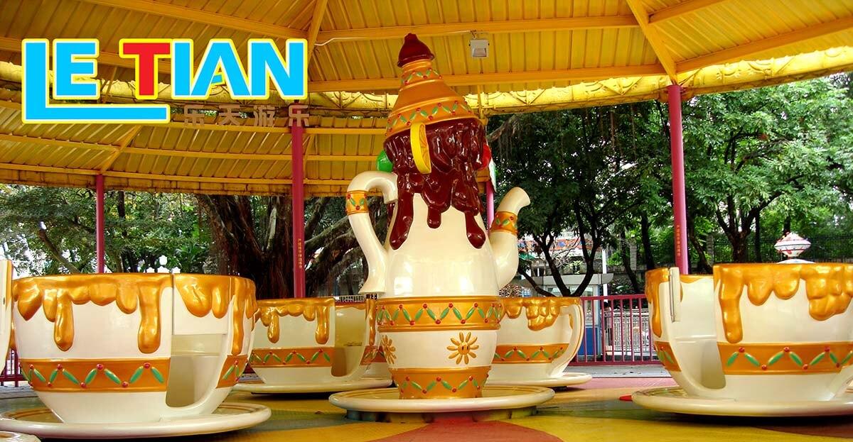 LETIAN electric types of amusement park rides facility entertainment-3