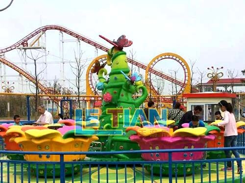 amusing amusement park rides rotating supplier playground-4