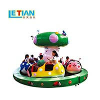 LETIAN rotating cup ride supplier amusement park-1
