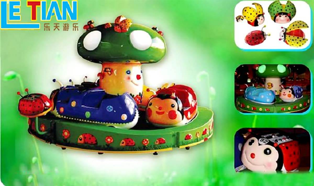 LETIAN rotating cup ride supplier amusement park-4