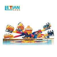 LETIAN good quality amusement rides for sale Supply life squares-2