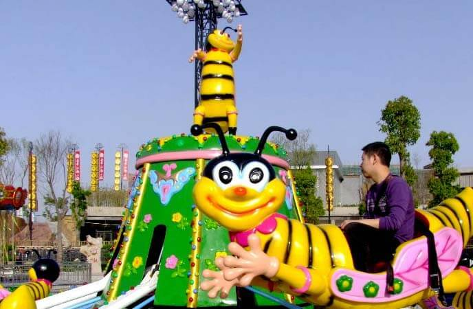 High-quality funfair rides shopping manufacturer-3