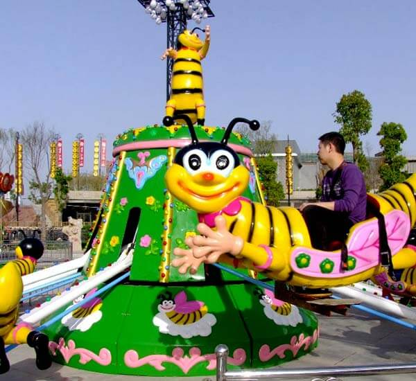 High-quality funfair rides shopping manufacturer-4