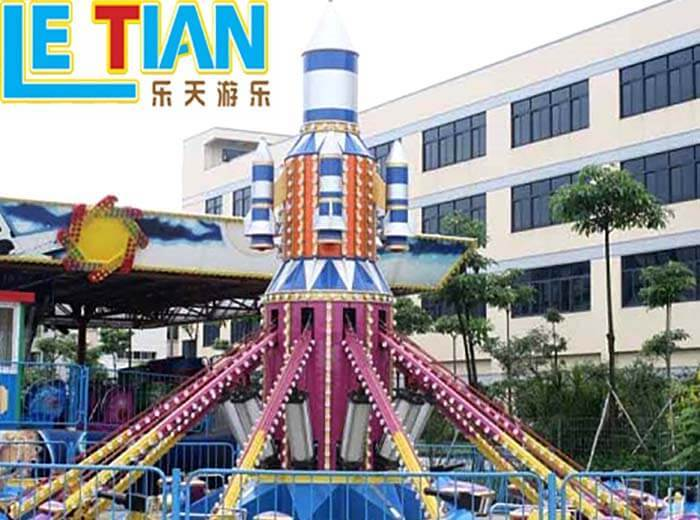 lifting funfair rides for child park