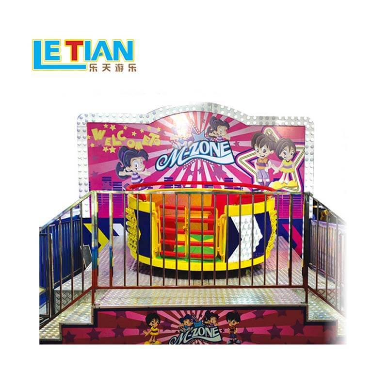 Flying Disco Carnival tagada amusement park ride LT-7045A