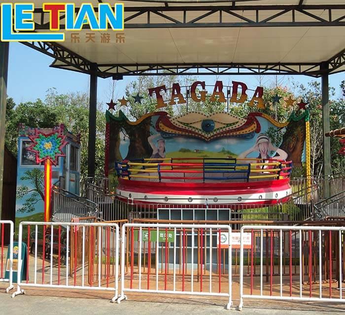 LETIAN amusing ride cup factory amusement park-6