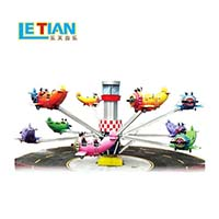 LETIAN stable theme park rides for business-1