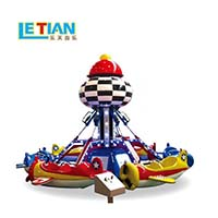 LETIAN stable theme park rides for business-2