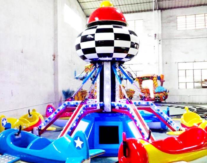 LETIAN stable theme park rides for business-3