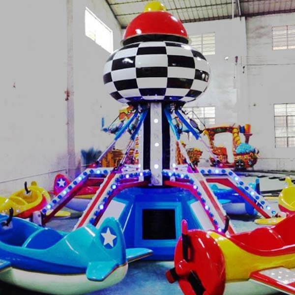 LETIAN stable theme park rides for business-4