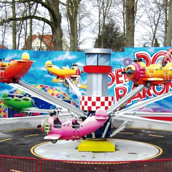 LETIAN lt7046b disco rides for business theme park-5