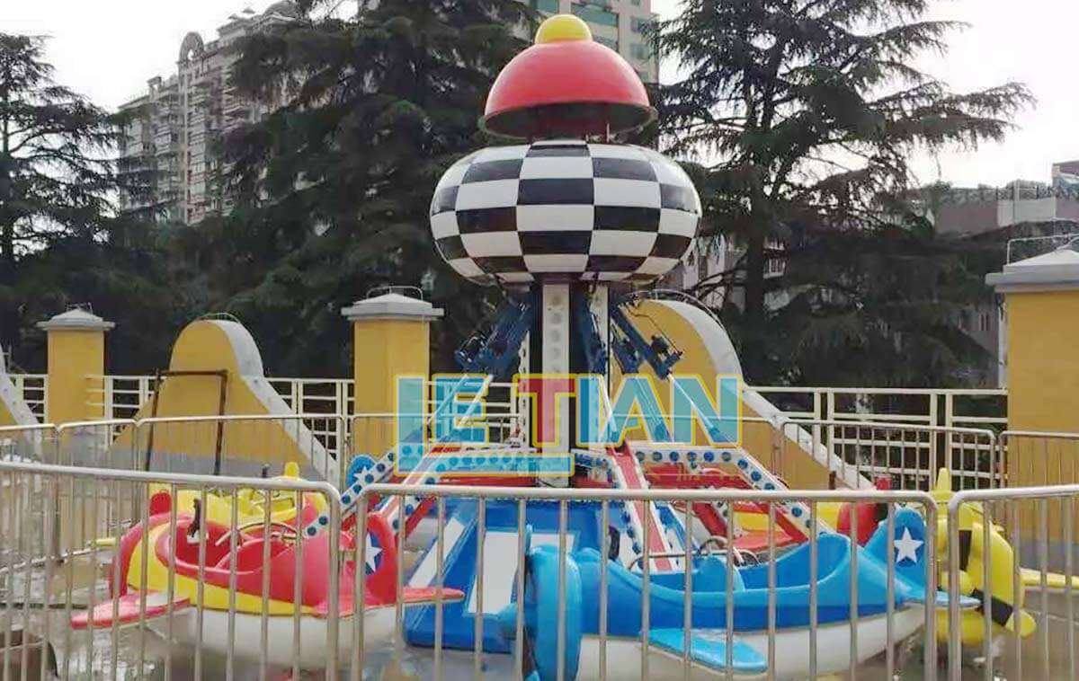 LETIAN stable theme park rides for business-6