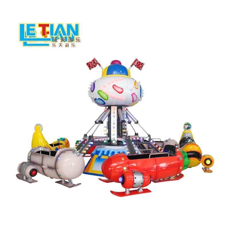 12 seats Hydraulic aircraft amusement park ride LT-7046B