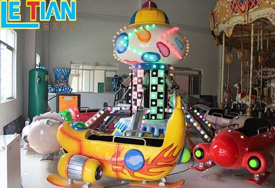 LETIAN rolling funfair rides for business children's palace-1