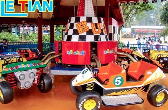 LETIAN lt7047b fairground rides for business children's palace-1