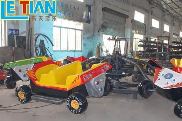 Self-control amusement rides lt7042 factory playground