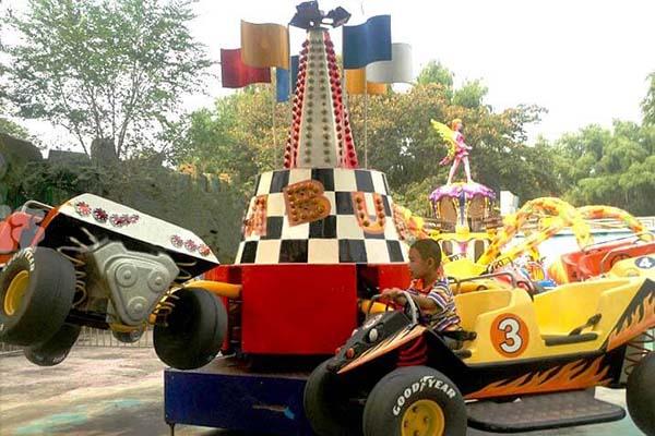 LETIAN lt7047b fairground rides for business children's palace-2