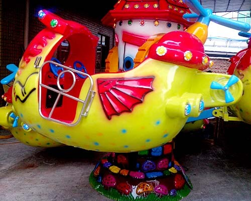 LETIAN attractions funfair rides Suppliers playground-5