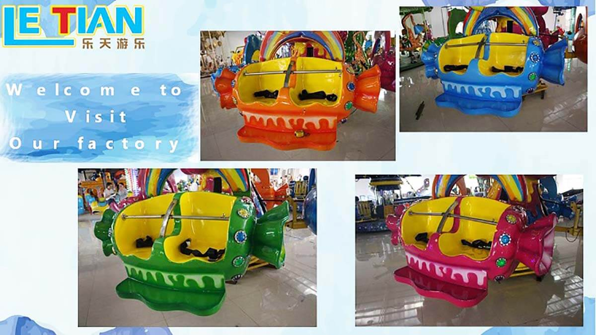 LETIAN attractions funfair rides Suppliers playground-6