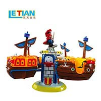 LETIAN self amusement equipment company children's palace-1