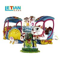 LETIAN self amusement equipment company children's palace-3