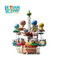 Latest funfair rides cartoon for child theme park-2