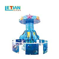 LETIAN Self-control fair rides for sale for kids theme park-3