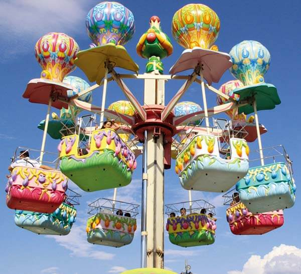 LETIAN Self-control fair rides for sale for kids theme park-5