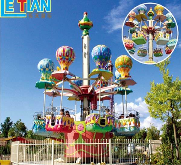 LETIAN Self-control fair rides for sale for kids theme park-6