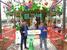 The Madagascar carousel for the amusement park in Uzbekistan