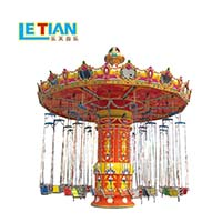 LETIAN fashionable chair swing ride customized theme park-2