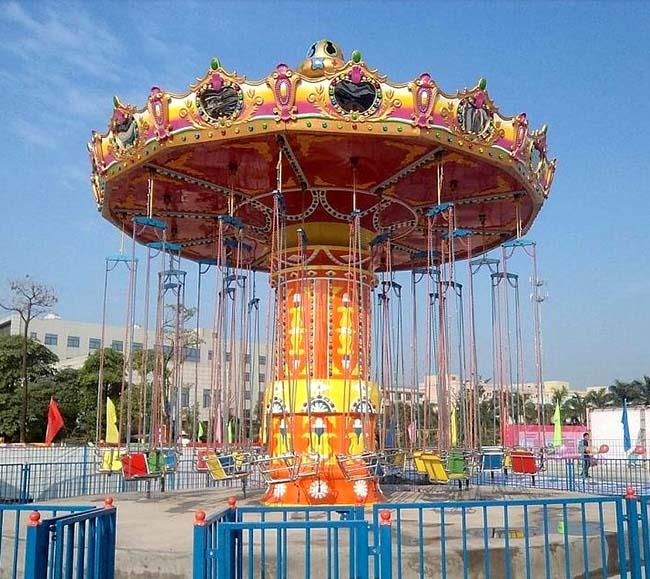 LETIAN fruit amusement park swing ride manufacturers fairground-5