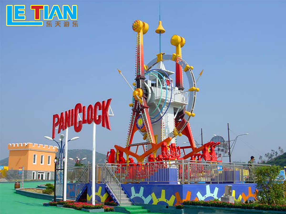 LETIAN large big pendulum ride Suppliers mall-3