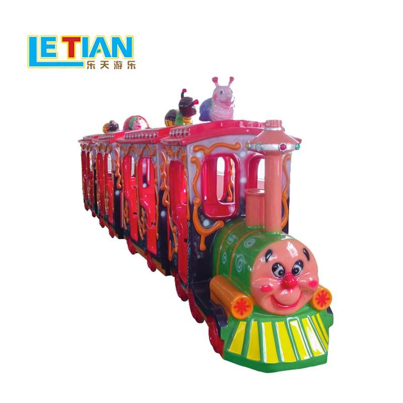 Factory made kids animal track train set LT-7076A