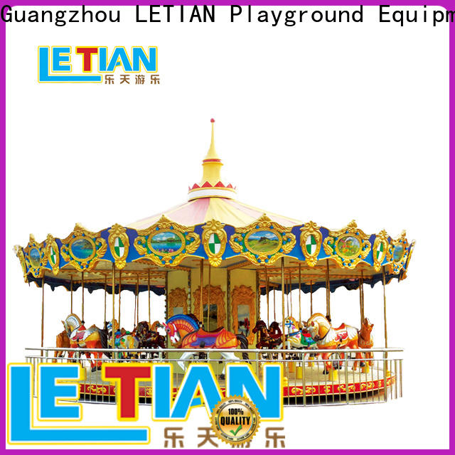 LETIAN ride amusement rides in china Supply shopping centers