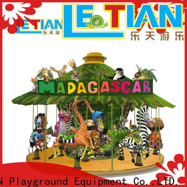 LETIAN seats the childrens carousel company carnival